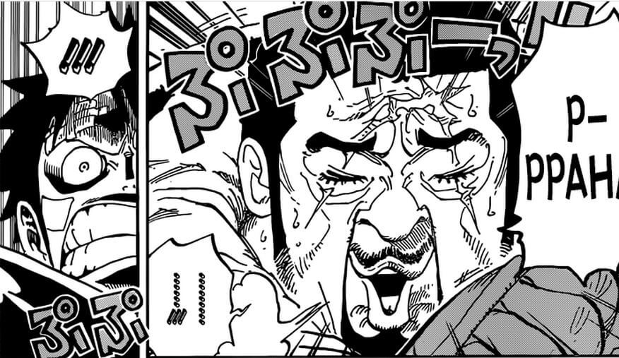 One Piece 799 Fujitora Ri