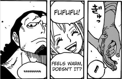 One Piece 800 Rebecca Kyrus