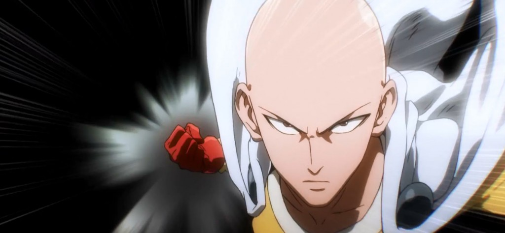 One-Punch Man Anime Outono 2015