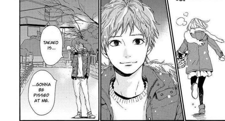 Orange Manga Imagem 13