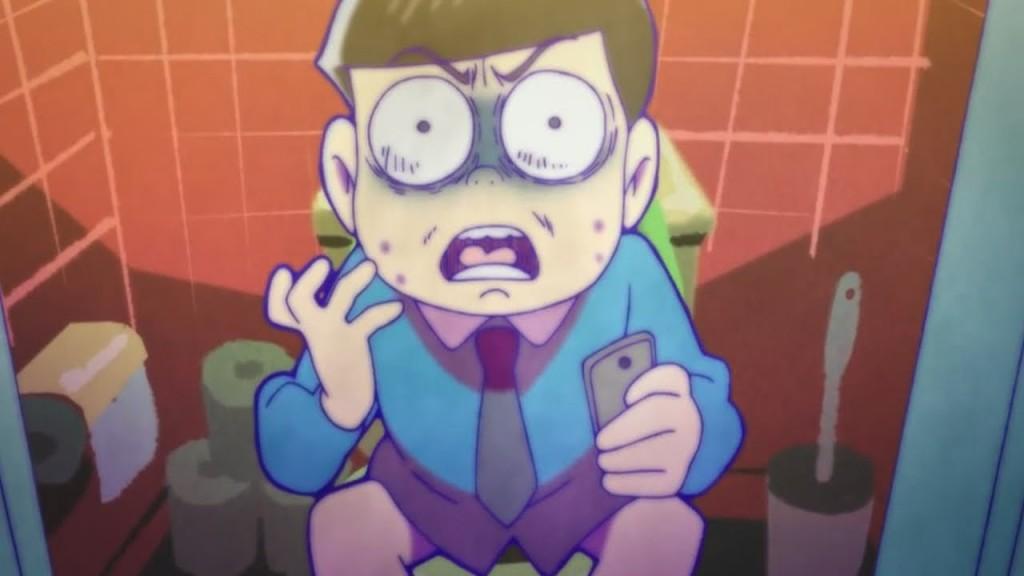 Osomatsu-san Anime Outono 2015