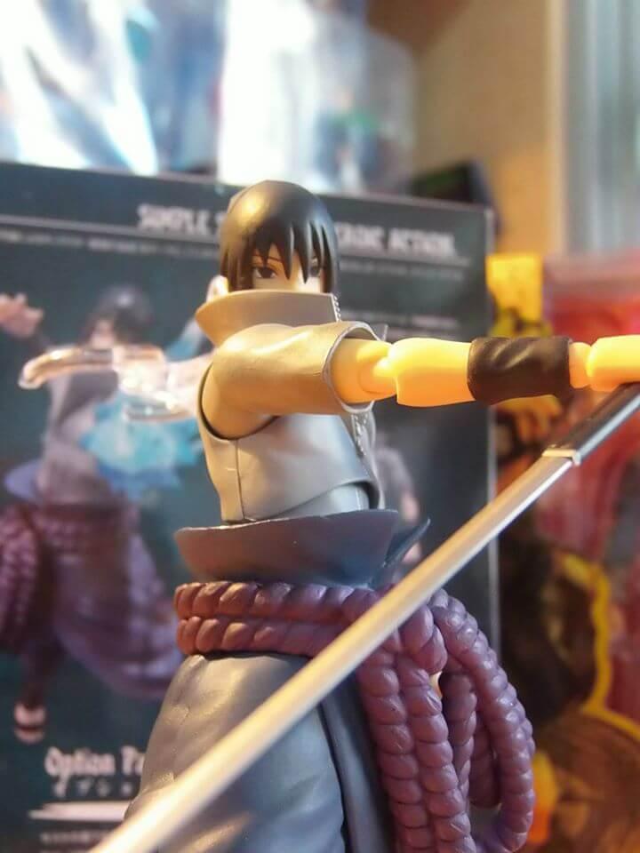 Sasuke SH Figuarts