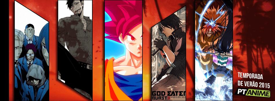 Recomendações Anime Verão 2015