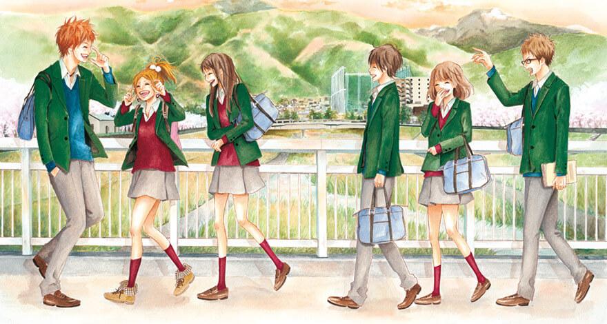 ReLIFE Manga Vence Prémio Mangawa 2017 em França