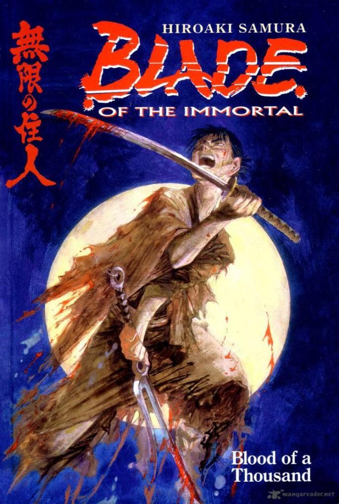 Blade of the Immortal - Novo Anime será'Adaptação Completa'