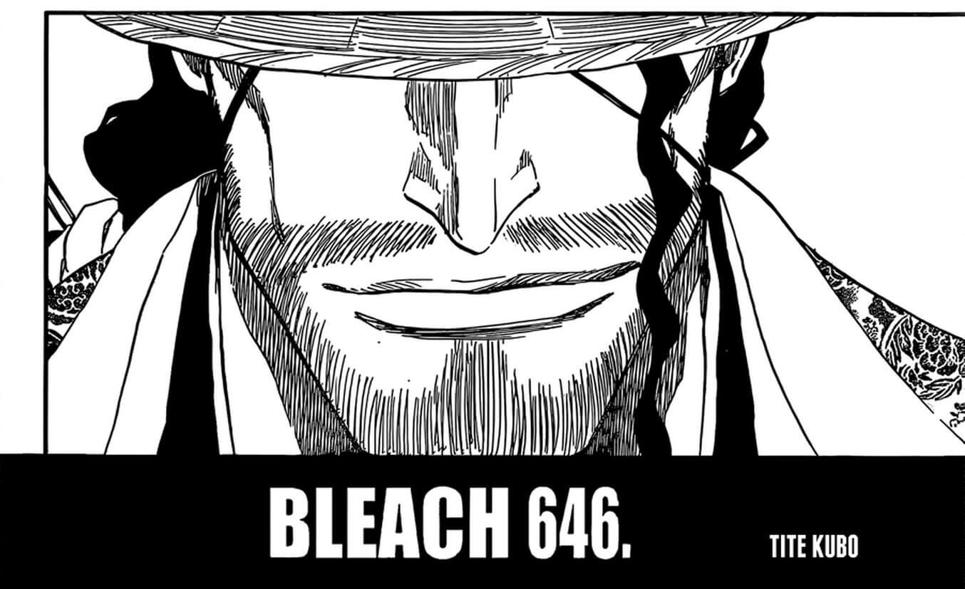 Bleach | Capítulo 646