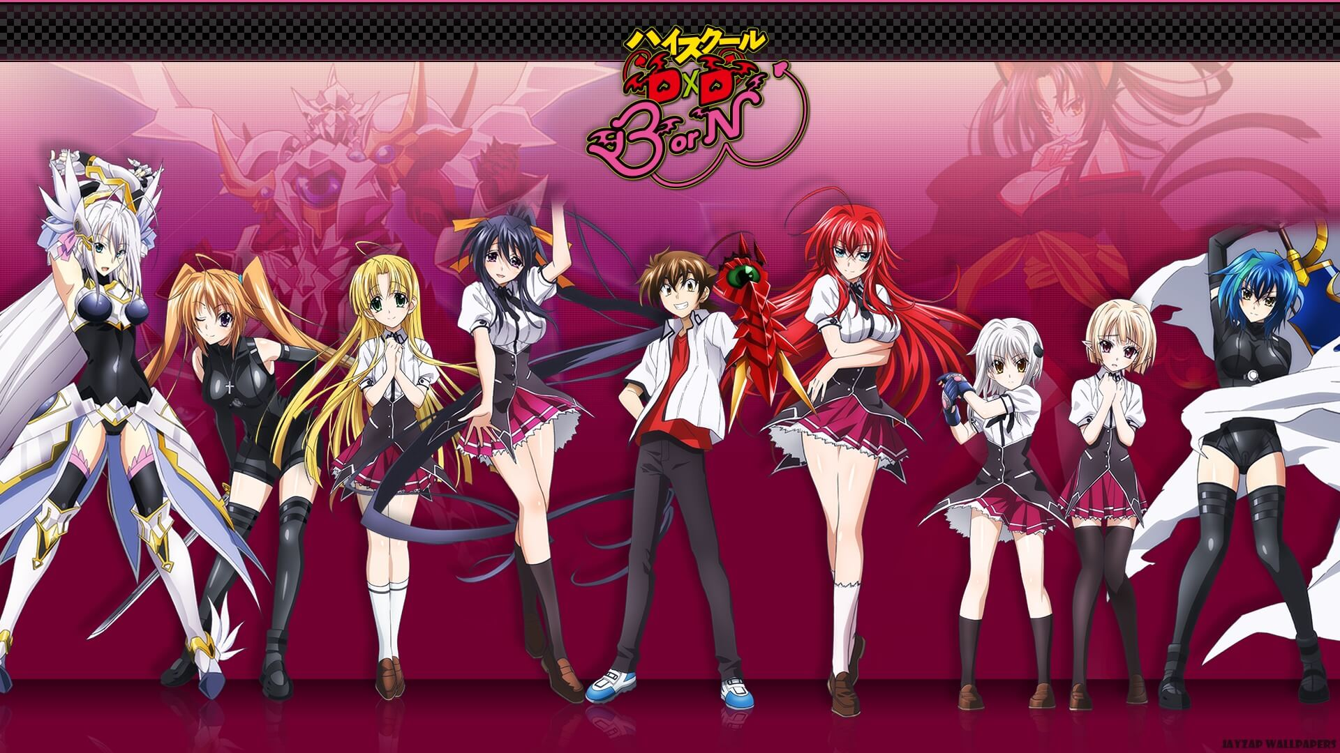 High school dxd born special 05