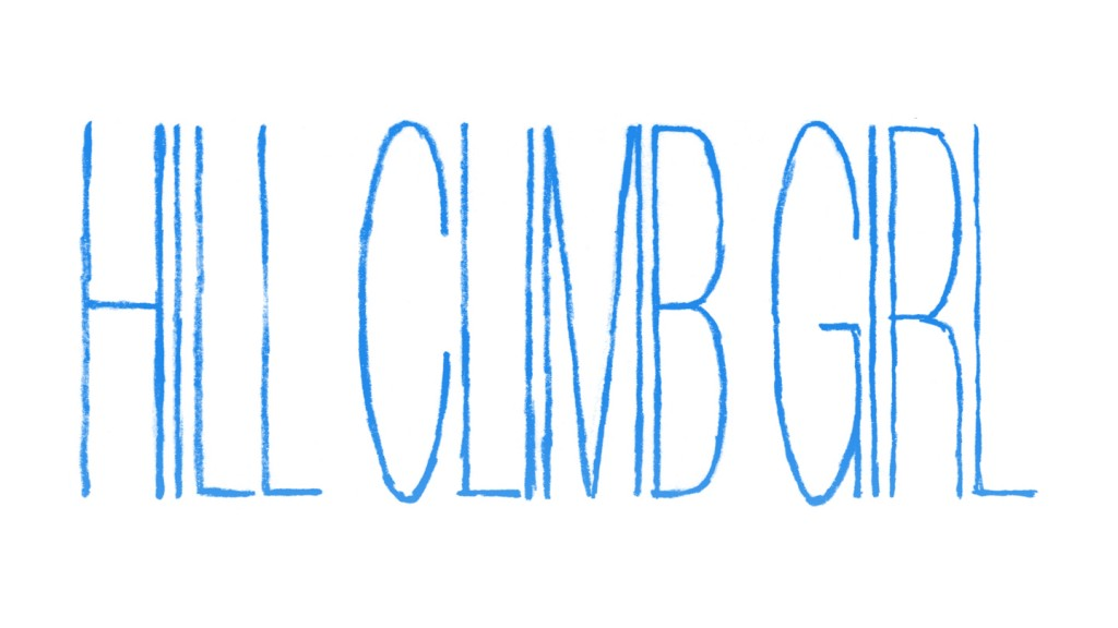 Teaser Hill Climb Girl