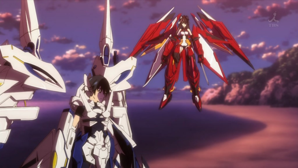 IS: Infinite Stratos Anime