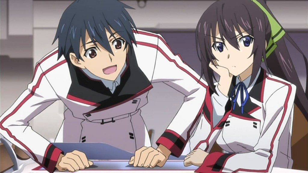 Personagens IS: Infinite Stratos