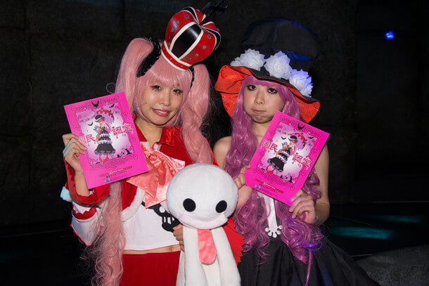One Piece Festeja Halloween na Torre de Tóquio