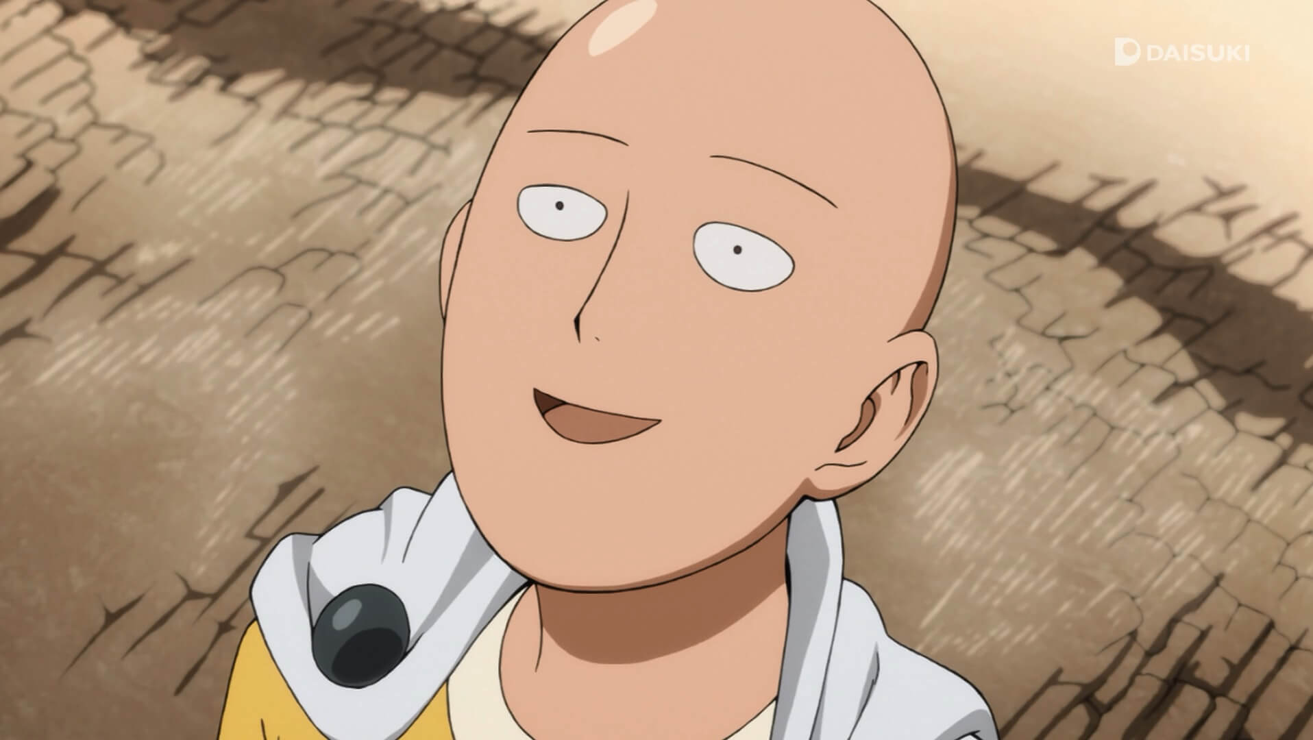 One Punch Man Aborrecido
