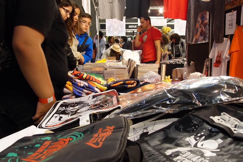 Merchandising   Iberanime OPO 2014