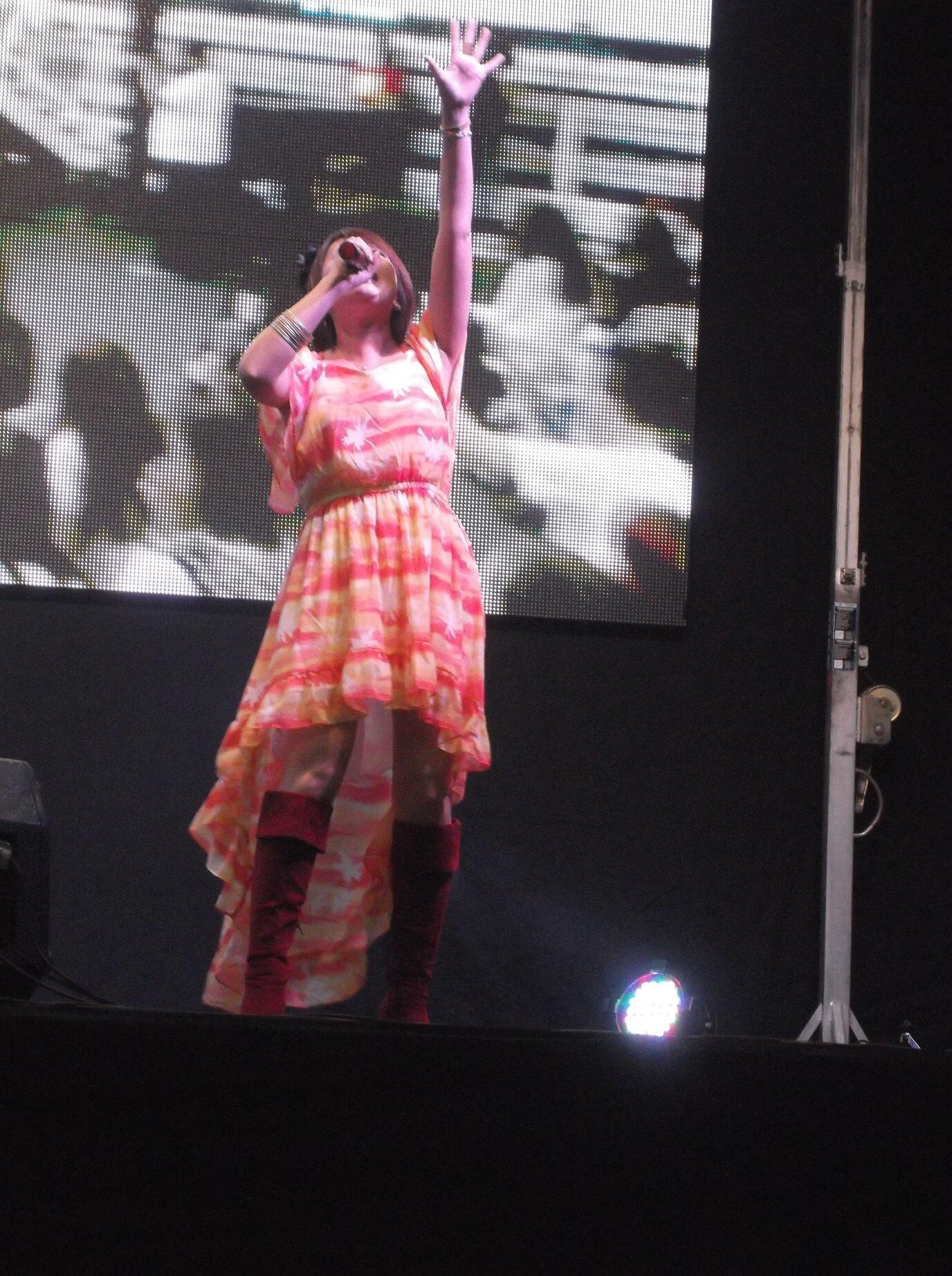 Yoko Ishida   Iberanime OPO 2014