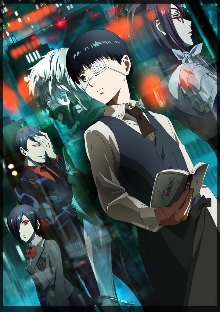 Animes Halloween 2014 | Tokyo Ghoul