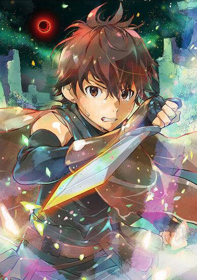 Hai to Gensou no Grimgar recebe novo anime   Light Novel