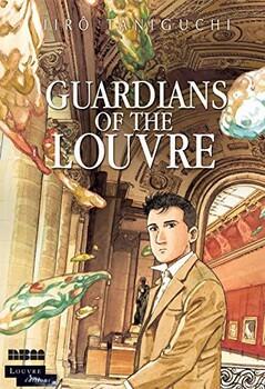 Guardians of the Louvre em Inglês no próximo ano | Manga
