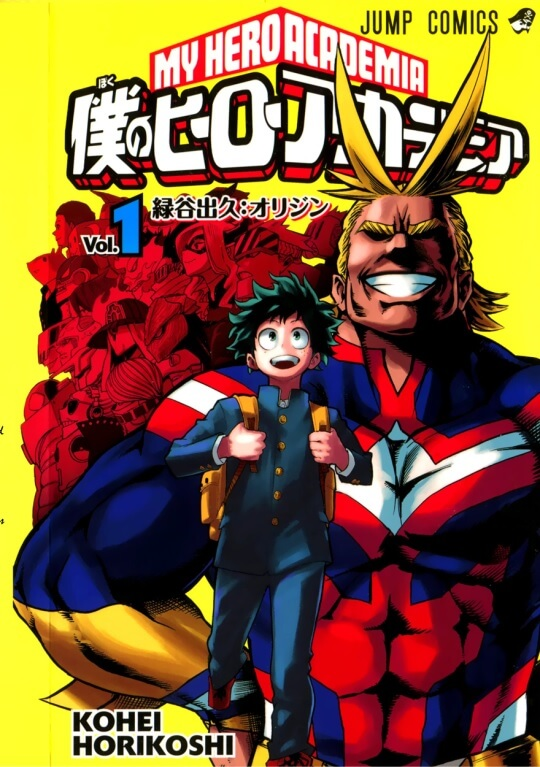 Editor de Boku no Hero Academia discute Encanto do Manga