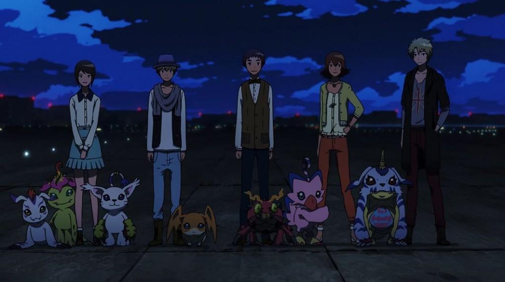 Digimon Adventure Tri Saikai