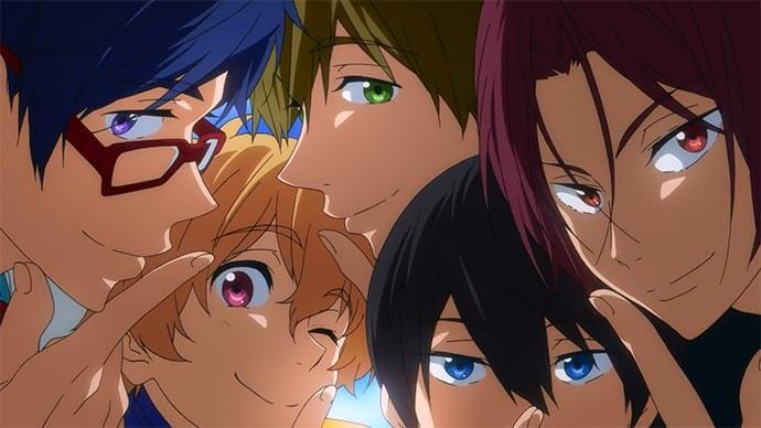 Anime Free Eternal Summer