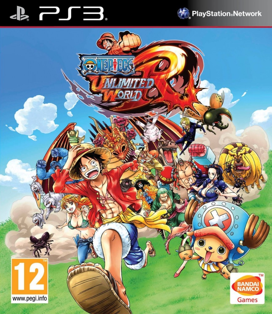 O que oferecer neste Natal | One Piece Unlimited World Red PS3
