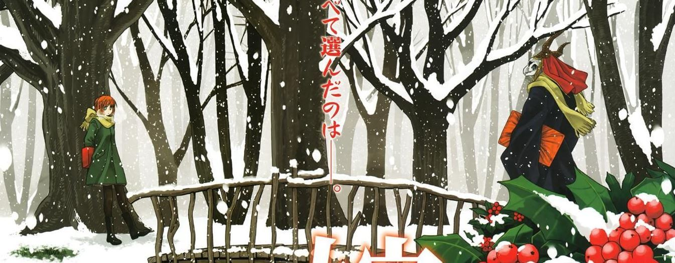 Mahou Tsukai no Yome - Manga entra de novo em Hiato