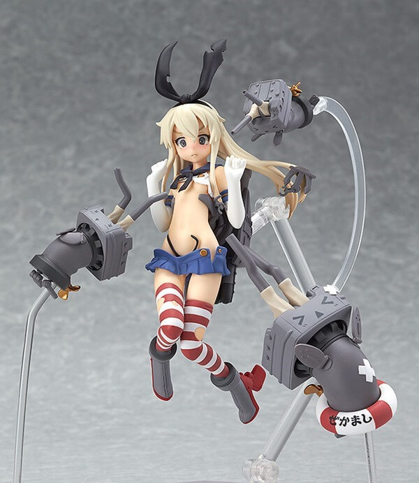Shimakaze de Kantai Collection.