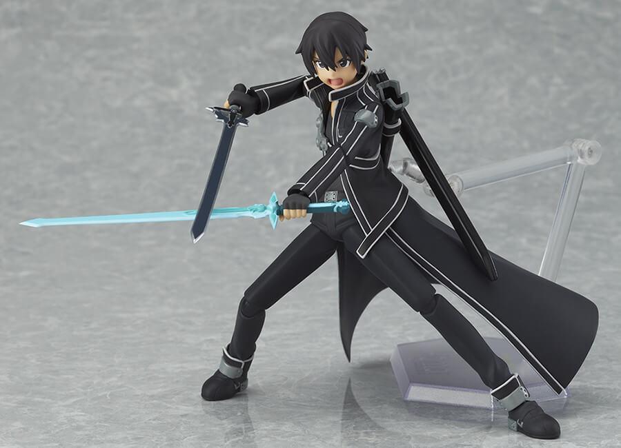Kirito, de Sword Art Online.