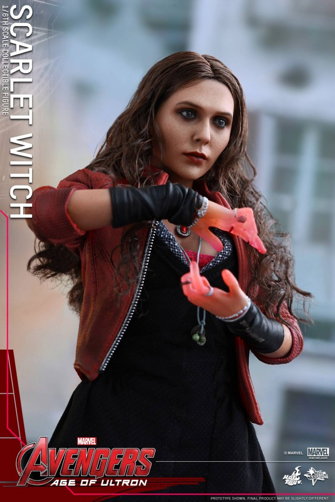 Scarlett Witch, Avengers, Hot Toys