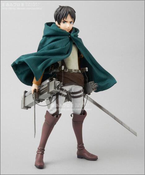 Eren Jaeger, Shingeki no Kyojin, R.A.H/Medicom Toys