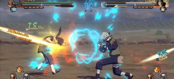 Naruto Storm 4 terá Single Round Fights | Vídeos Gameplay