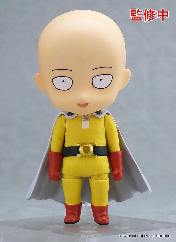 Saitama, de One Punch Man.