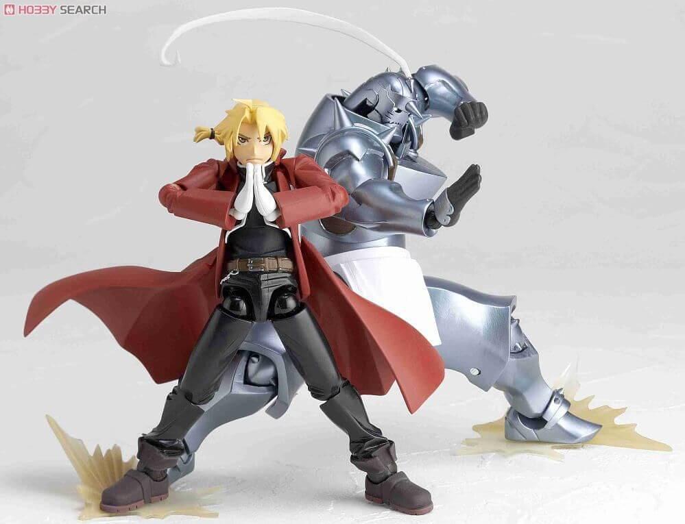 Edward e Alphonse, Fullmetal Alchemist.