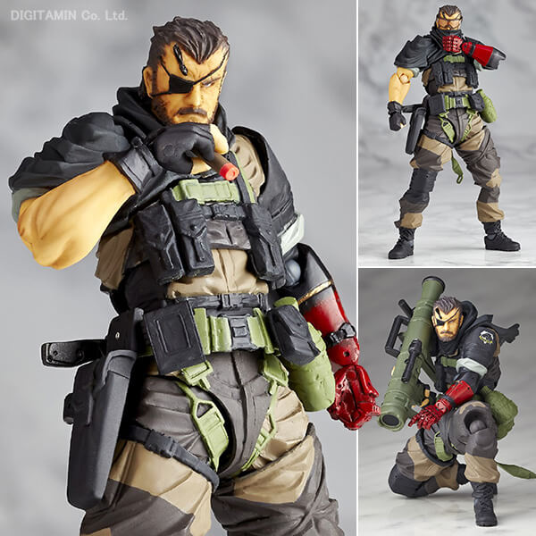 Snake, de Metal Gear Solid.