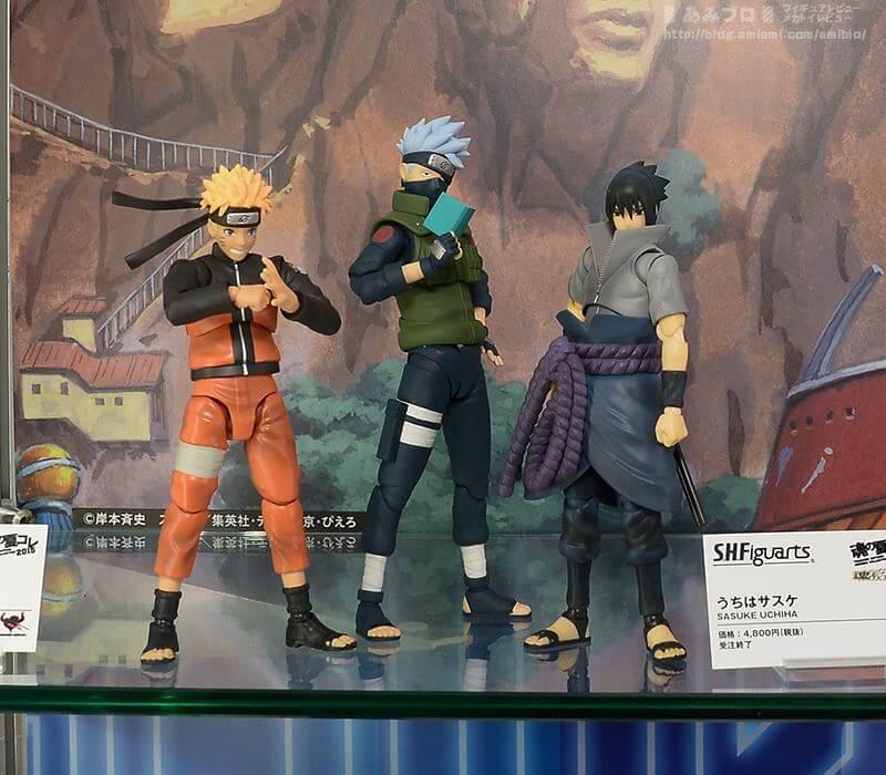 S.H. de Naruto