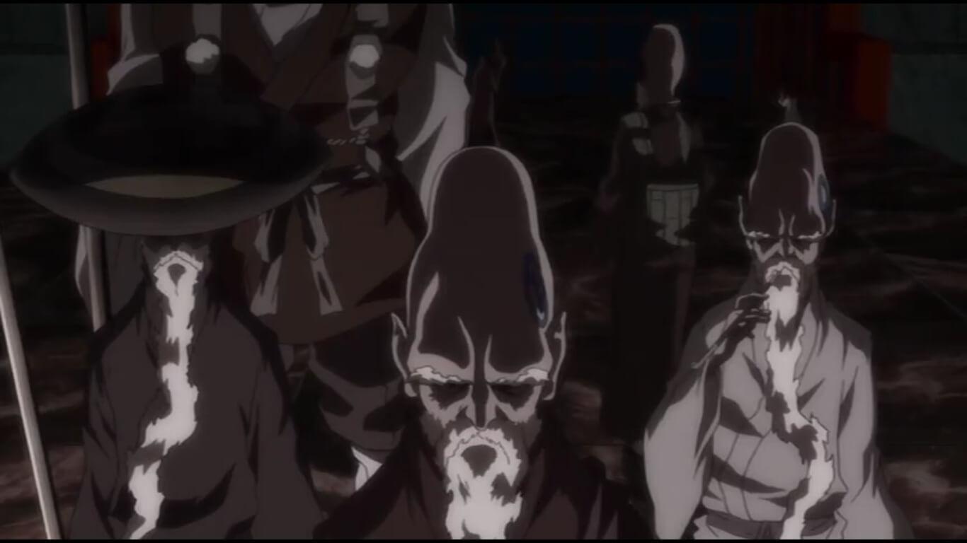 Anime Afro Samurai