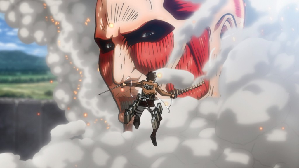 Attack on Titan Crimson Bow and Arrow | Filme