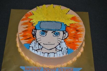 Parabéns Naruto Uzumaki