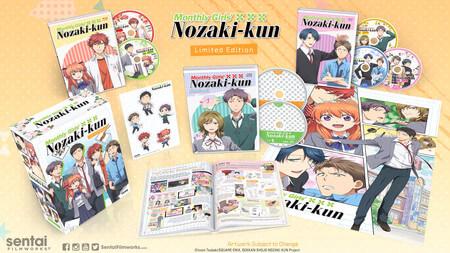 Gekkan Shoujo Nozaki-kun lança seis novos OVA