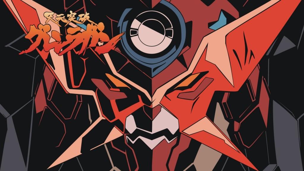 Nove Recomendações Anime para Não Fãs Gurren Lagann Wallpaper