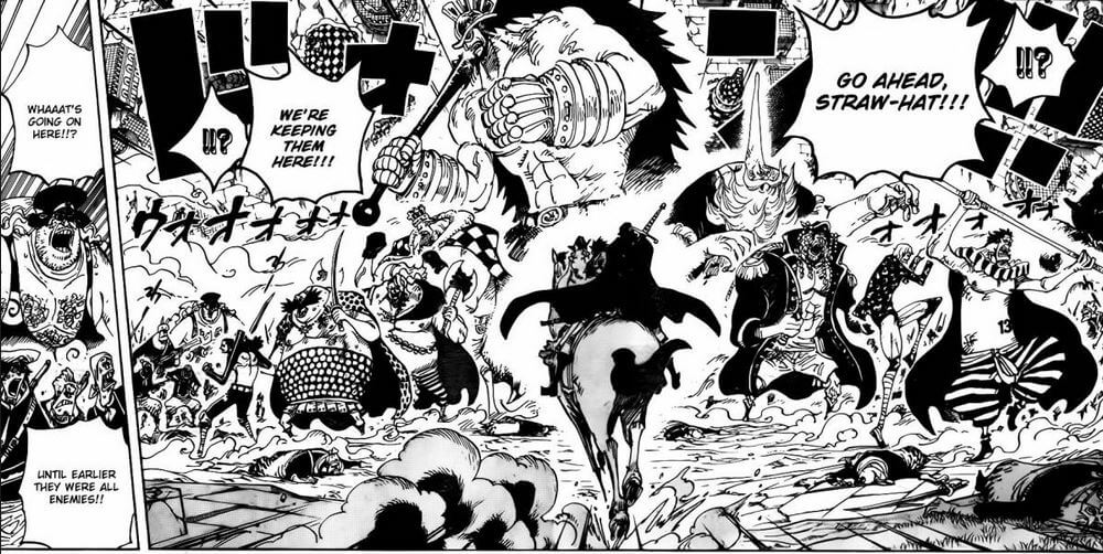 Manga One Piece | Capítulo 753