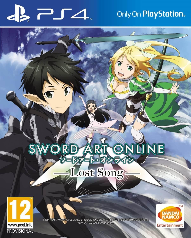 Sword Art Online Lost Song Imagem Destaque