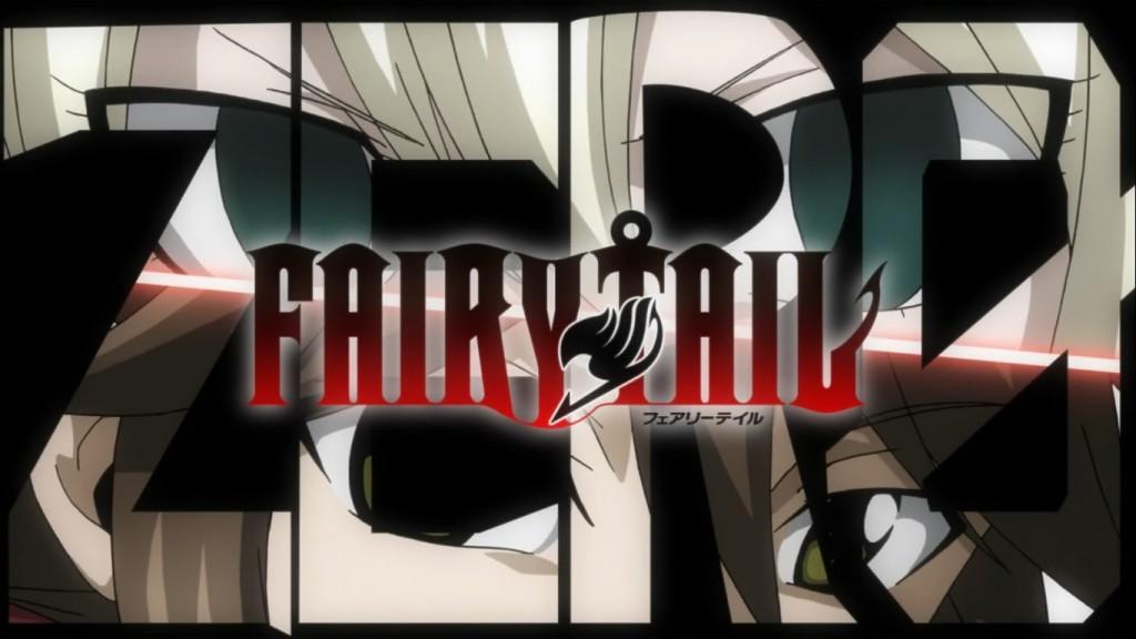 Fairy Tail Zero Imagem Opening capa
