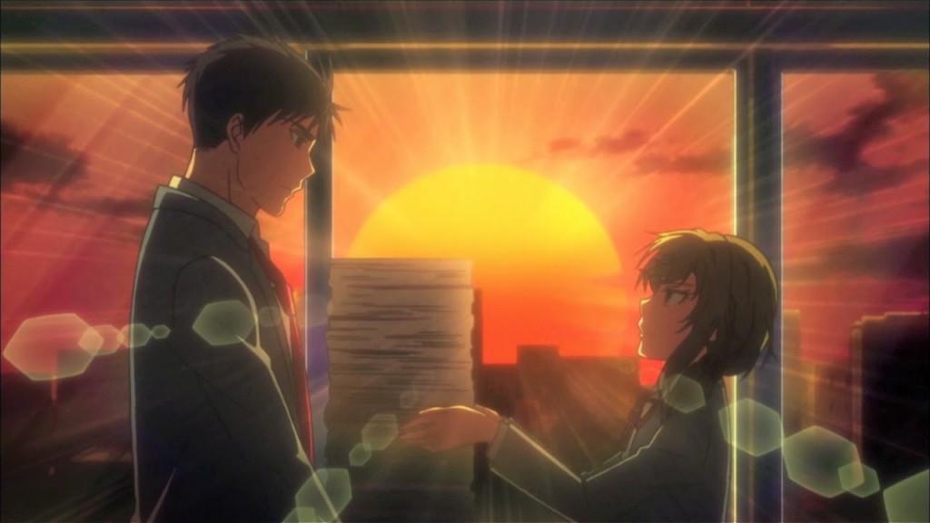 Gekkan Shoujo Nozaki-kun Anime