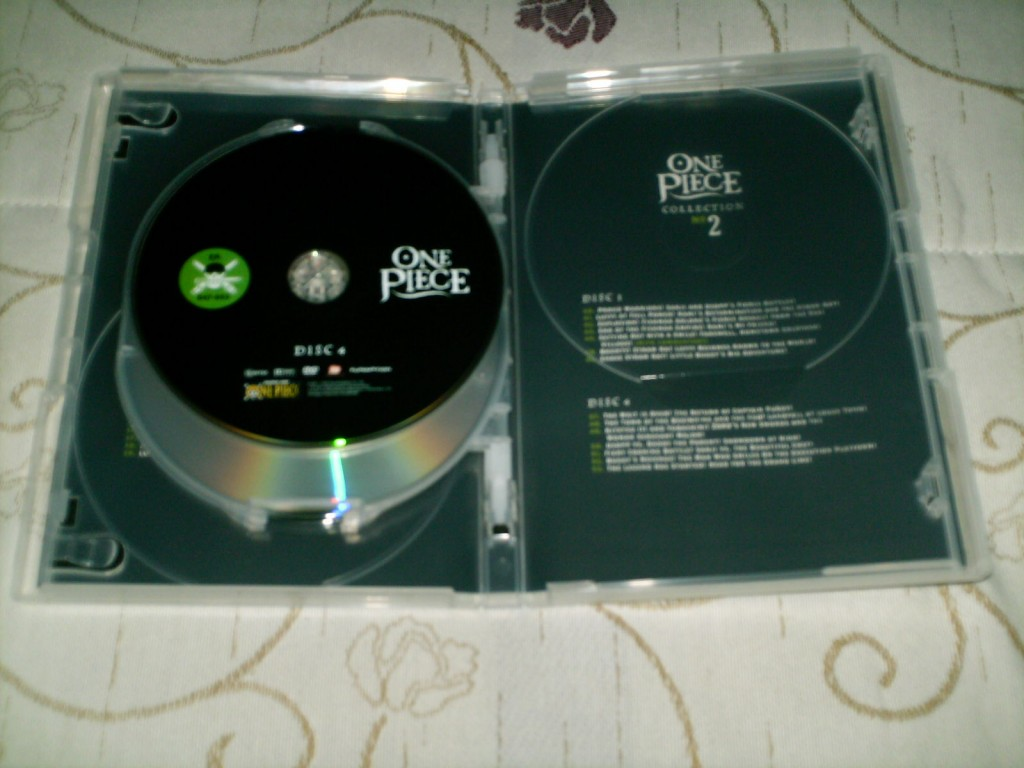 One Piece Collection Two DVD