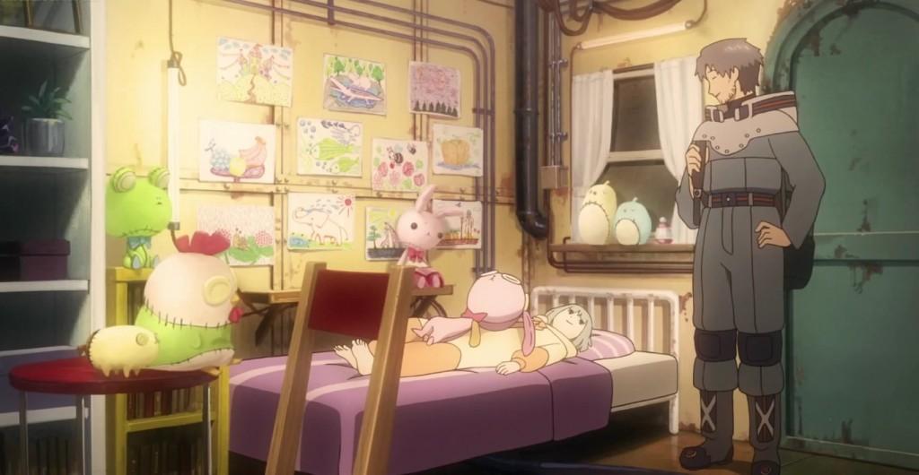 Sakasama no Patema filme imagem 1