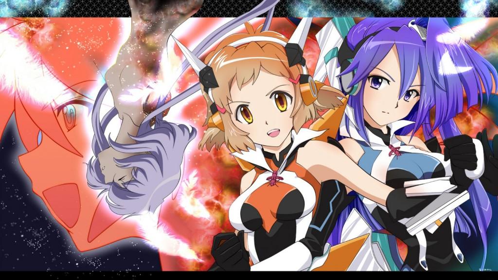Senki Zesshou Symphogear Anime