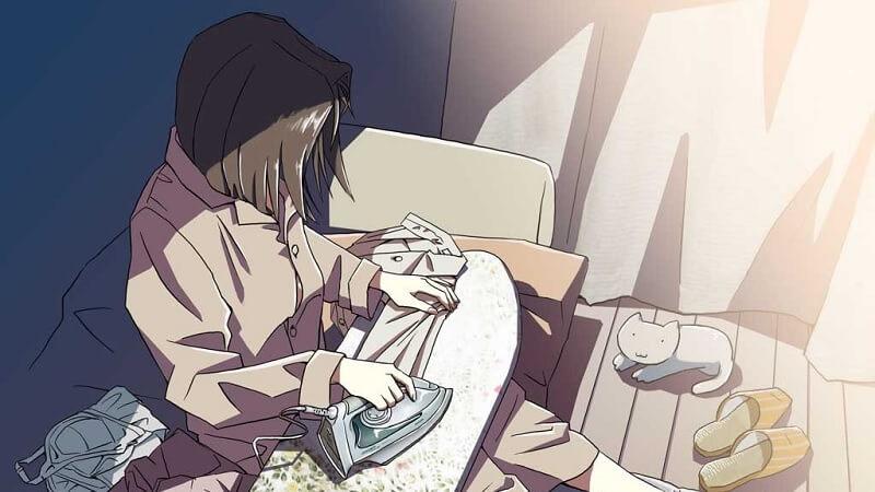 Curta She and Her Cat recebe Anime em Março