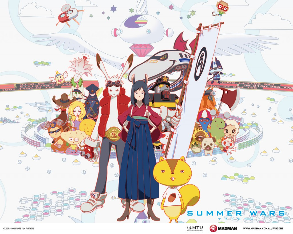Anime Summer Wars