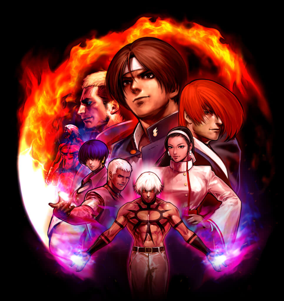 king of fighters imagem destaque